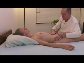 Young Girl Massage