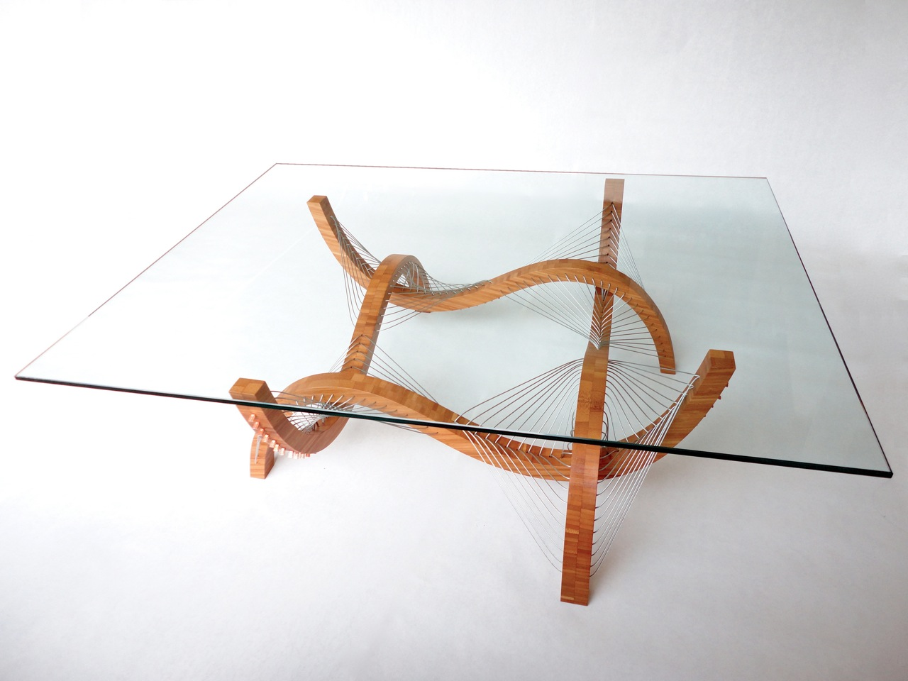 Когда мостовик решил заняться мебелью