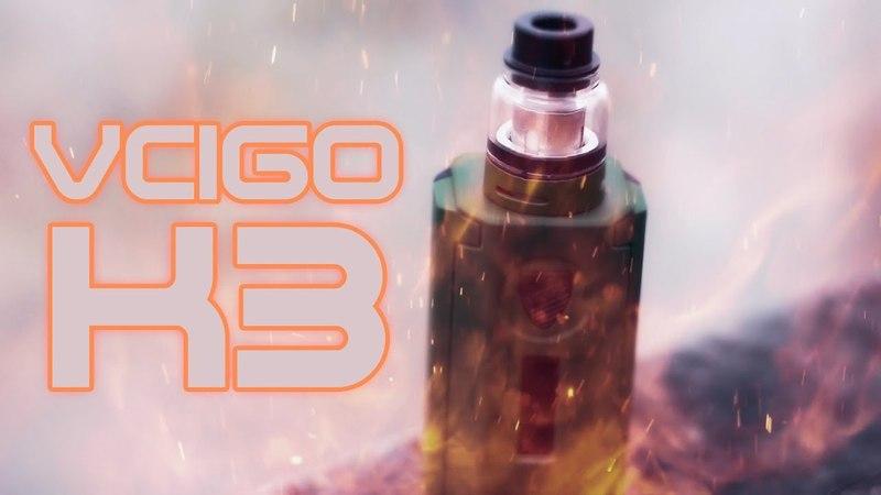 VCIGO K3 | Бюджетник по сигелеевски