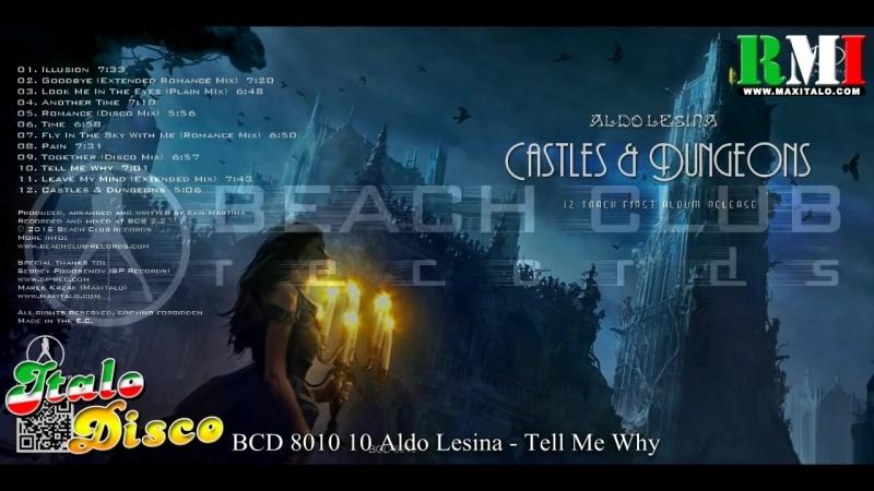 Aldo Lesina - Castles Dungeons (BCD 8010) (In The Mix RMI)