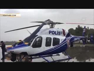 Смерчь в Турции