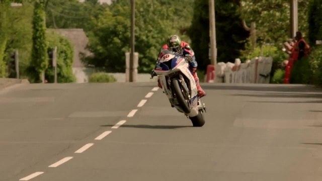 Ride on the EDGE! Isle of Man TT Road Races