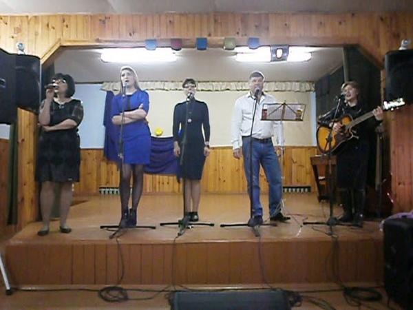 Квинтет Шанс - Под музыку Вивальди (С.Никитин, В.Берковский - А.Величанский)