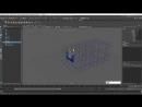 Maya для начинающих. Урок 5. Основные инструменты моделирования. Практика. (Юрий Снытко и Команда VideoSmile)