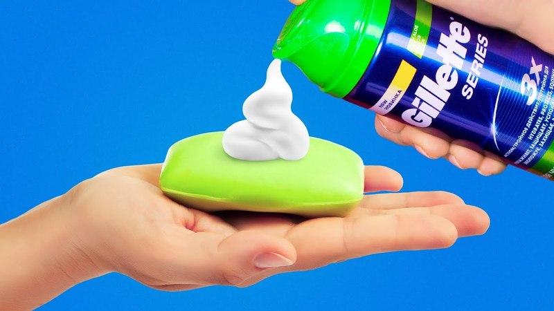 25 UNUSUAL WAYS TO USE SOAP || SOAP HACKS AND DIYs