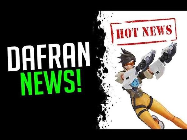 Dafran NEWS! - Overwatch Streamer Moments Ep. 178
