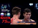 FINAL (75kg) Teterev Daniil (Russia) vs Oralbay Nurbek (Kazakhstan) /AIBA Youth World 2018/