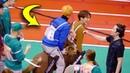 BTS athletic talents 😆