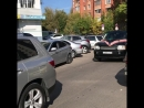 15.09.18 Артем и Елизавета,15 авто в персиковом цвете