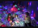 Гавайская вечеринка Цветная дискотека
