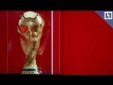 Кубок Чемпионата мира по футболу в Москве