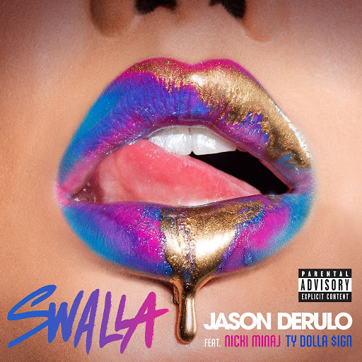 Jason Derülo альбом Swalla (feat. Nicki Minaj & Ty Dolla $ign)