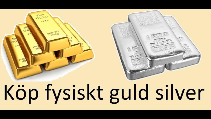 Köp Guld och Silver