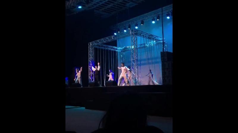 Братья Поздняковы в рок-опере Юнона и Авось - Норильск 19 05 2018