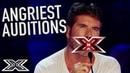 When Judges and Contestants ARGUE