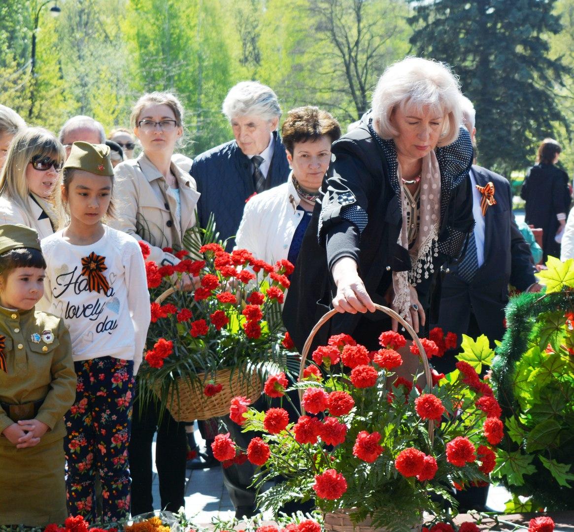 Алимова Зинаида Ивановна - глава управы района Ивановское