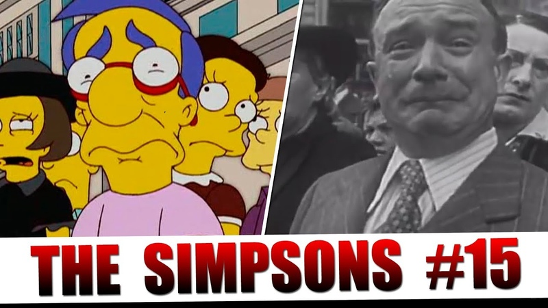 The Simpsons Tribute to Cinema: Part 15