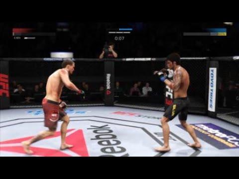JFL 10 WELTERWEIGHT Erick Silva Berzeg_07 vs Jordan Mein Aquella