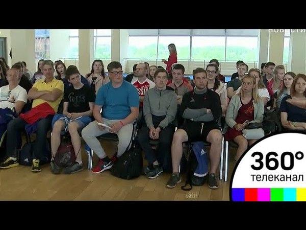 Волонтеры ЧМ-2018 собрались за круглым столом на Арене-Истра