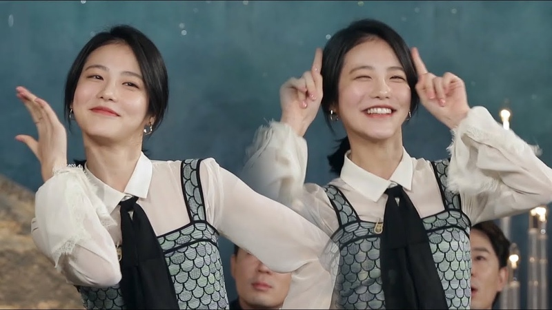 Shin Ye Eun's LIKEY Ddu du Ddu du Dance Cover Happy Together Ep 565