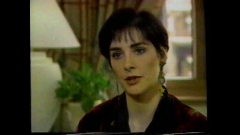 Enya - Interview (Cinemax Max Music News, June 1992)