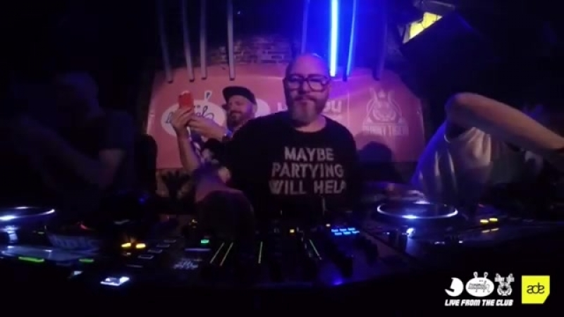 Kolombo, LouLou Players, Sharam Jey Mason B2B @ Amsterdam Dance Event 2017, De Club Up.mp4