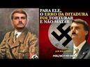 Burrice ideológica da direita brasileira ficou exposta para o mundo NAZISMO é de EXTREMA DIREITA