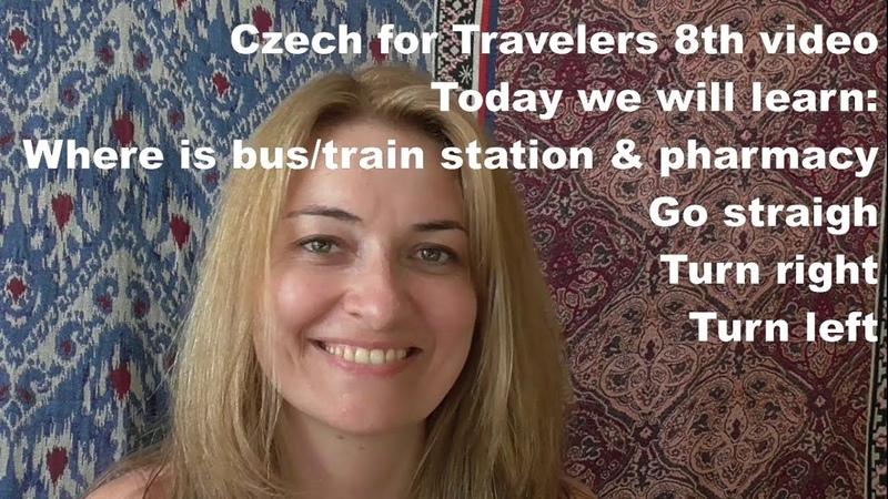 Czech for tourist, part 8, basic czech, how to say, in czech, useful, Prague, visit