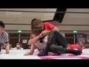 05 Mayu Iwatani Saki Kashima c vs. Oedo Tai Hazuki Natsu Sumire