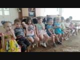 Новоалтайск доу 19 вокал. Распевка. Учимся активной подачи звука и пению на легатто) детки растерялись от камеры)