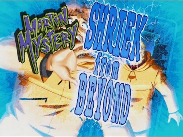 Martin Mystère - S.1 - Ep.3 - Le cri venu d'ailleurs