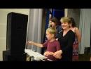 Мастер класс по игре на терменвоксе от Лидии Кавиной Концерт Музыка сфер Часть 2