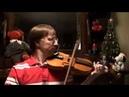 au clair de la lune violin
