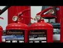 По последнему слову пожарной безопасности.  Смотрите  в вечернем выпуске ТСН 4 апреля