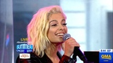 Bebe Rexha - The Way I Are--Me, Myself &amp I - Good Morning America -