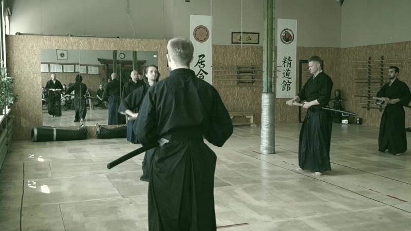 IV Открытая Всестилевая Конференция по Иайдо Niden Ryu Iaijutsu Kenjutsu Iaimokuroku Senden смотреть онлайн без регистрации