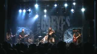 SadDoLLs - Live @ Rock Cafe, Tallinn, Estonia, 12-04-2014 (Supporting The 69 Eyes)