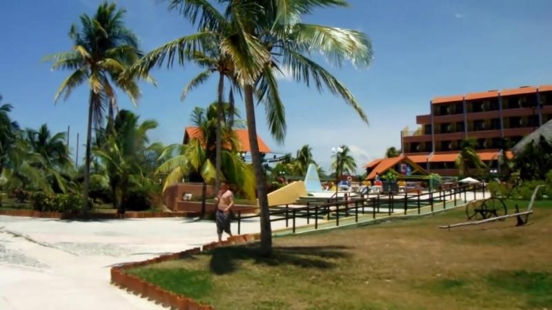 Brisas Guardalavaca, Cuba - around the resort