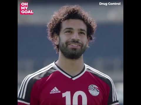 You cant hate Mo Salah 😍