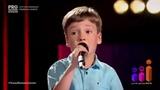 Ioan Ciurea - Durli-Durli-Da - The Voice Kids Romania 2017