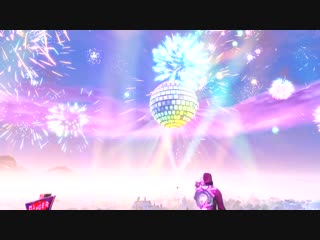 Fortnite New Year 2019 Event Cinematic Replay