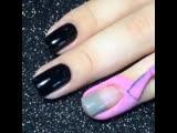 Супер быстрый дизайн ногтей
