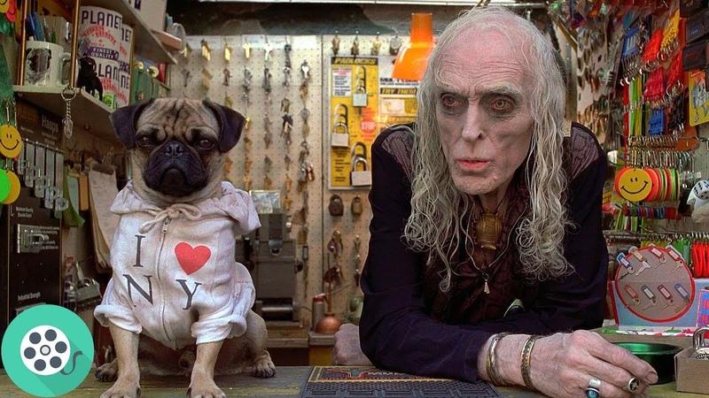 Эта собака должна моему другу деньги Допрос Фрэнка Люди в чёрном 1997 год