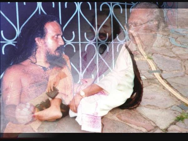 Pictorial tribute to my revered Gurudev Sri Swami 108 Dr. Brindaban Bihari Das Kathia Babaji Maharaj