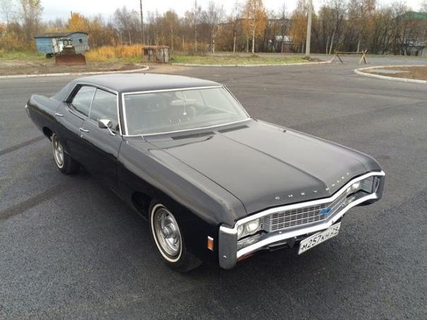 Интересная история восстановления старого Chevrolet Impala, пригнанного в Россию еще в советские времена бельгийским дипломатом. Долгие годы американский автомобиль был заброшен где-то в Подмосковье. В 2008 году старый Chevrolet купили и вернули к жизни в