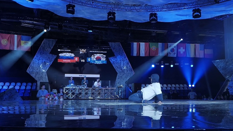 Deboshir vs King So ↔ ⅛ ↔ bboys PRO 1x1 ↔ Russian Open Breaking Championship 2018 ↔ MSK ↔ 22•10•18