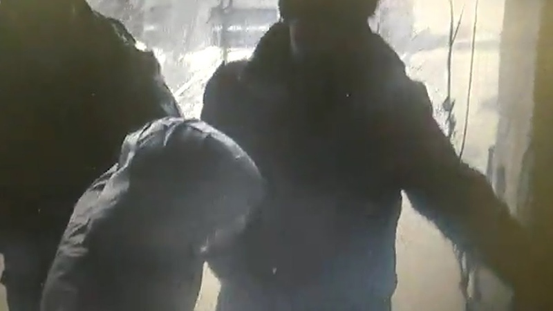 Насильник показал, как напал на жертву