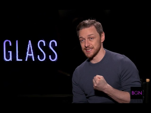 James McAvoy of 'Glass' Reveals Why The Beast is Obsessed with Impurity