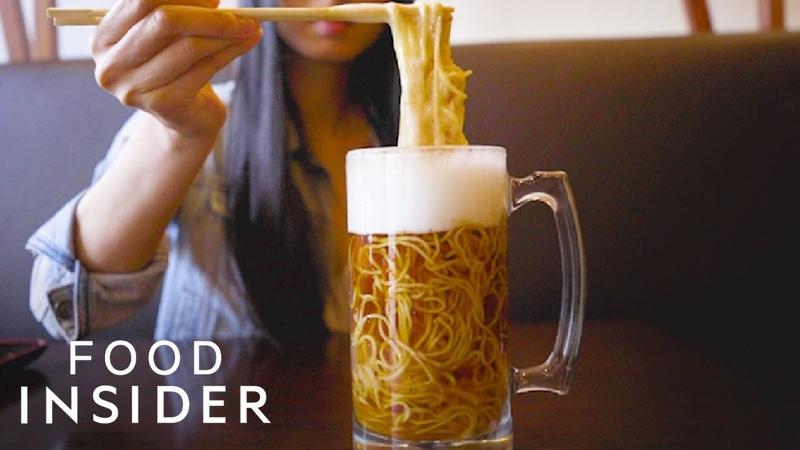 This Is Beer Ramen