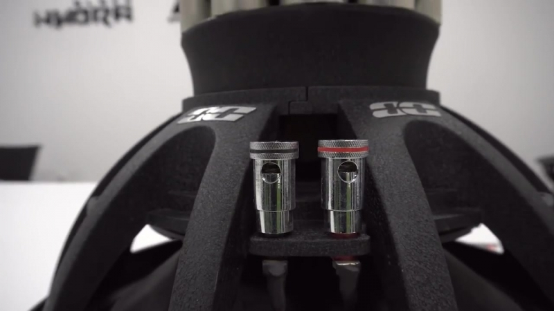 New High-end series of Deaf Bonce neodymium subwoofers, review and test
